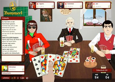 Turnierspiel bei Quasar