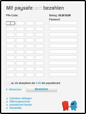 kann man paysafe karten zurückgeben